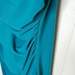 Vince Camuto Tops - Teal Vince Camuto knit top EUC